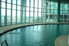 Turquoise Place indoor pool